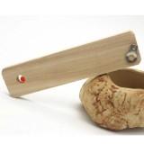 Kleines Holz-Thermometer - Bild 3
