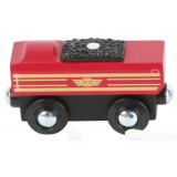 Kleine Fahrzeuge - Holzeisenbahn Bild 4