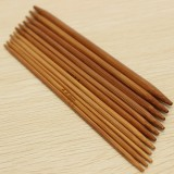 11-teiliges Stricknadel-Set aus Bambus - Bild 4