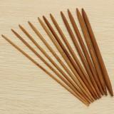 11-teiliges Stricknadel-Set aus Bambus - Bild 6