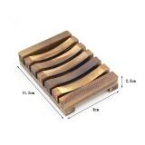 Seifenschale aus Bambus - rustikal - 3