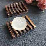 Seifenschale aus Bambus - rustikal - 6
